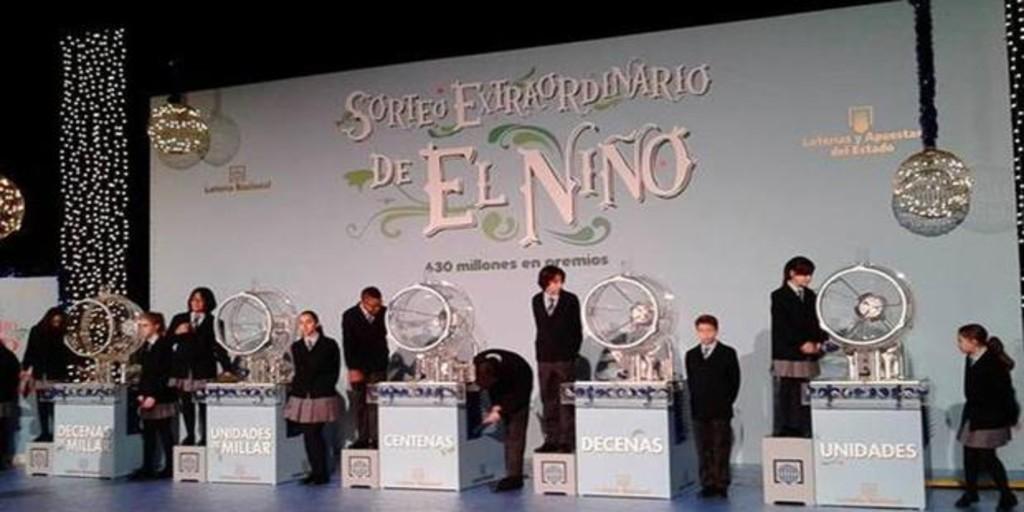 Premios de la lotería del niño 2021 - abc.es
