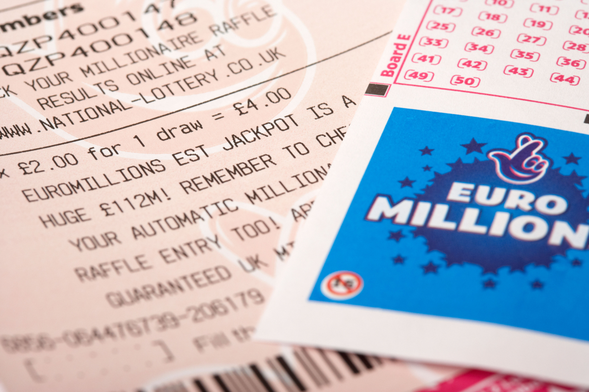 Euromillions results - find euromillions latest numbers